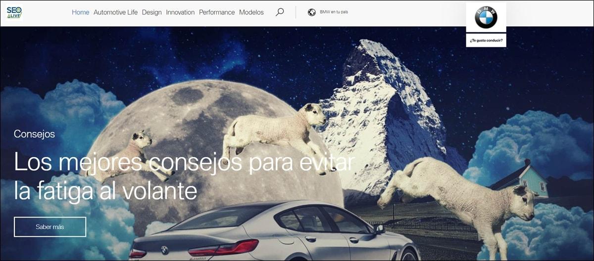 BMW AMP SEO