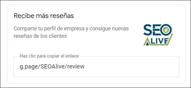 Opiniones y Reseñas Google