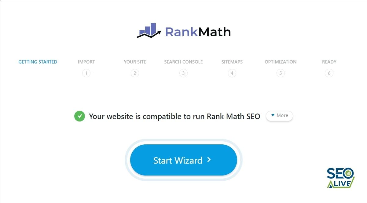 Configuración Rank Math SEO
