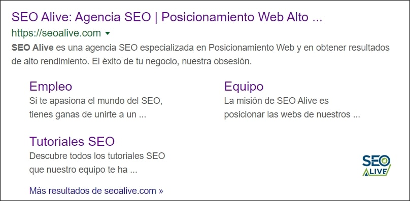 Site Links SEO
