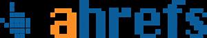 Logo Ahrefs