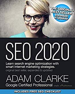 SEO 2020 Adam Clarke