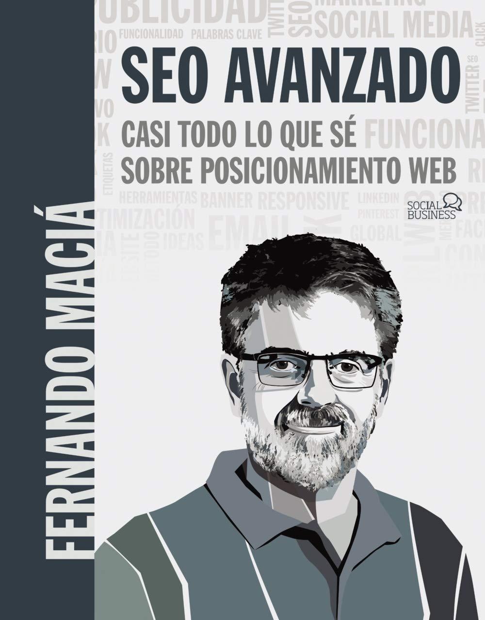 Libro SEO Avanzado Fernando Macià