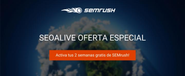 SEO Alive y SEMrush