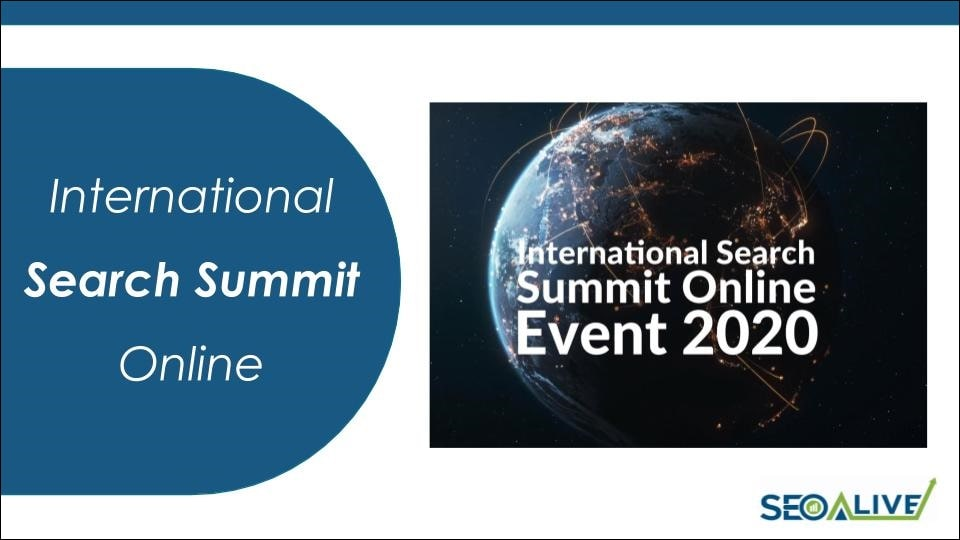 International Search Summit Online