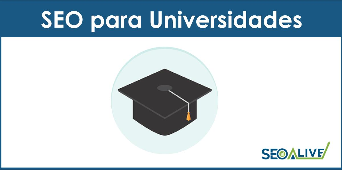 SEO para Universidades