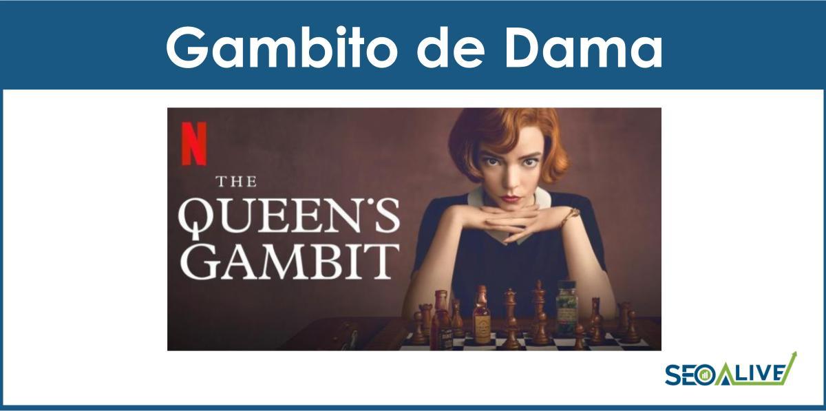 Gambito de Dama ajedrez