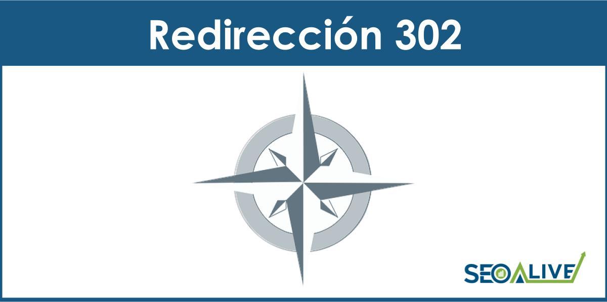 Redirección 302